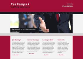 fastempsemployment.com
