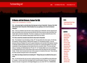fastenerblog.net