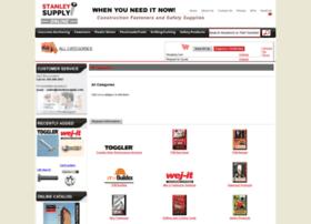 fasteners.stanleysupplyonline.com