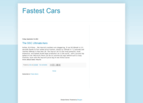 fastestcarslot.blogspot.com