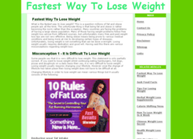 fastestway-toloseweight.com