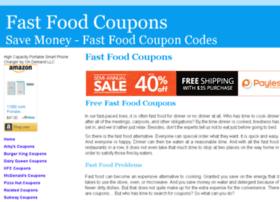 fastfoodcoupons.greatbuys.info