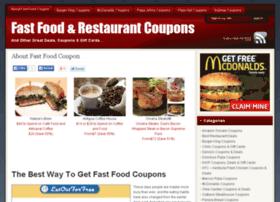 fastfoodcouponx.info