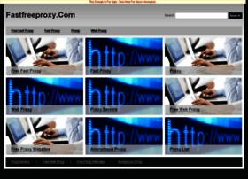 fastfreeproxy.com