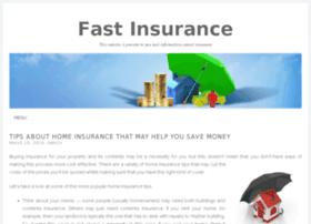 fastinsuranceagents.com