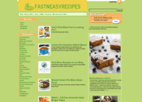 fastneasyrecipes.com
