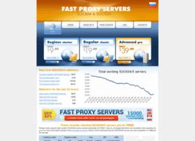 fastproxyservers.org