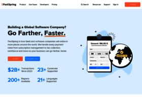 fastspringsoftware.com