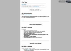 fasttext.caseyliss.com