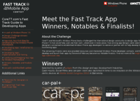 fasttrackapp.core77.com