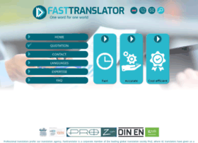 fasttranslator.co.uk
