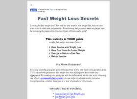 fastweightlosssecrets.com