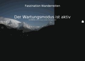 faszination-wanderreiten.de