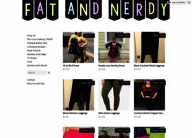 fatandnerdy.storenvy.com