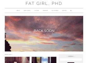 fatgirlphd.com
