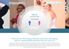 fatgrannydating.co.uk