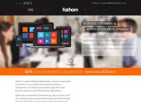 fathomgroup.co.uk