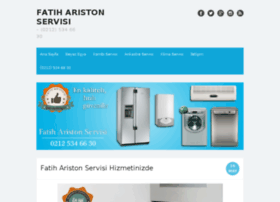 fatiharistonservisi.com