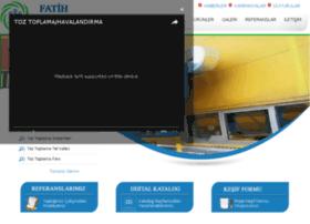 fatihhavalandirma.com