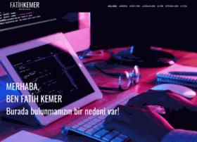 fatihkemer.com