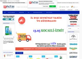 fatihpetmarket.com