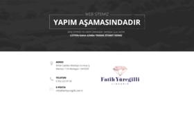 fatihyuregilli.com