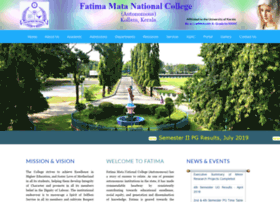 fatimacollege.net