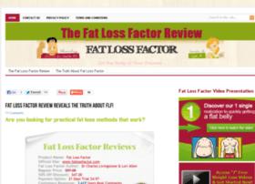 fatlossfactorsecret.net