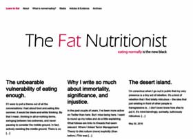 fatnutritionist.com