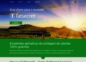 fatsecret.com.br