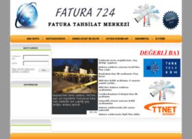 fatura724.com