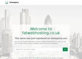 fatwebhosting.co.uk