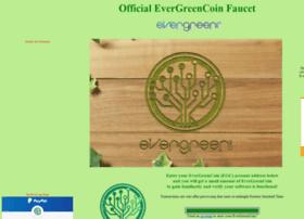faucet.evergreencoin.org