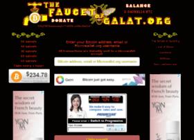 faucet.galat.org