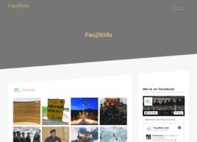 faujikids.com