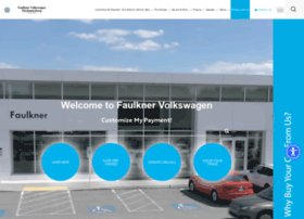 faulknervolkswagen.com