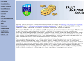 fault-analysis-group.ucd.ie