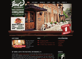 fausthotel.com