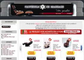 fauteuil-demassage.com