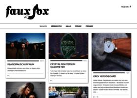 fauxfox-magazine.at