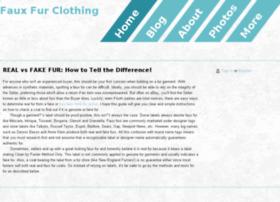 fauxfurclothing.webs.com