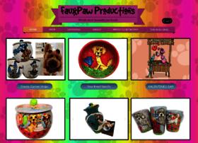 fauxpawproductions.com