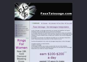 fauxtatouage.com