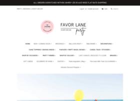 favorlaneparty.com