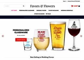 favorsandflowers.com
