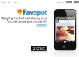 favspot.net
