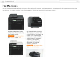 fax-machines.biz