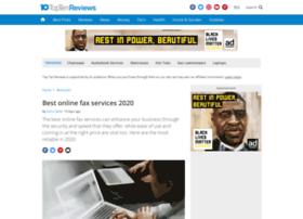 fax-software-review.toptenreviews.com