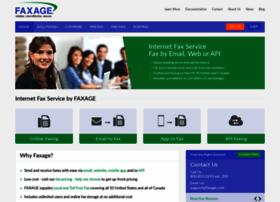 faxage.com