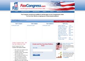 faxcongress.com